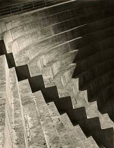 Alma Lavenson, Calaveras Dam 1932.