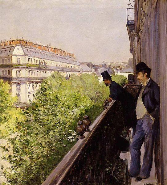 542px-G._Caillebotte_-_Un_balcon_(1880)